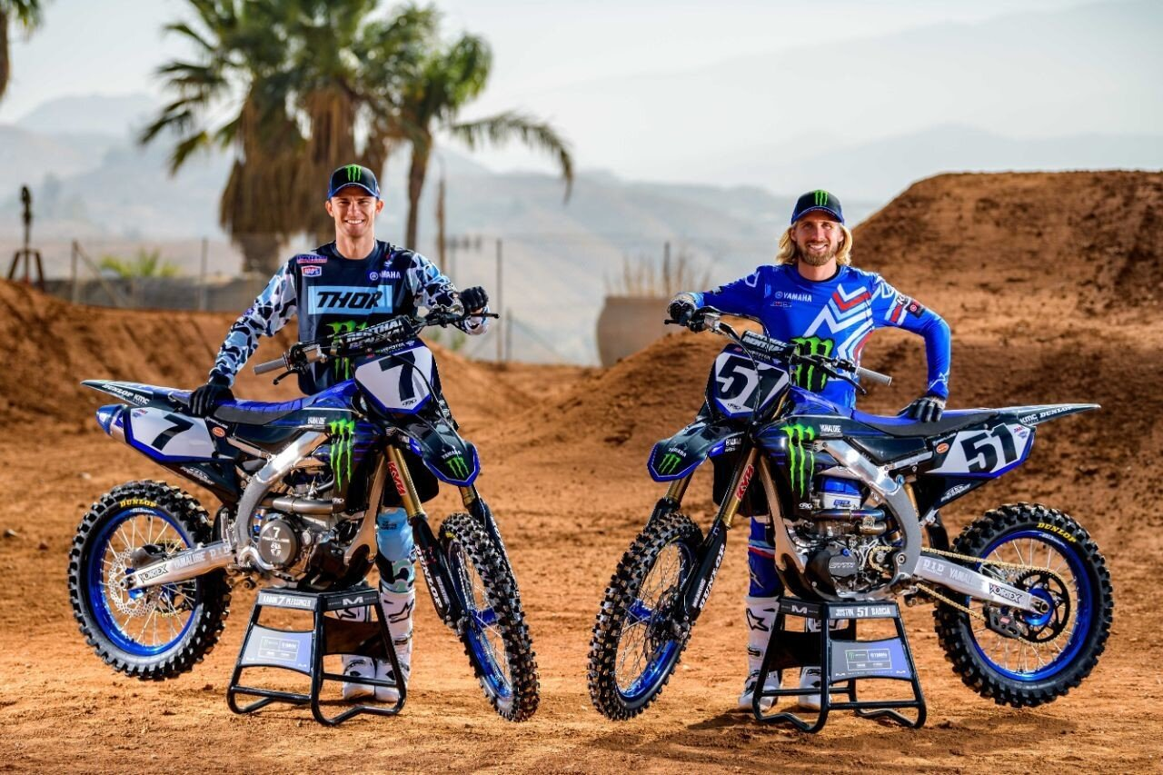 Team Yamaha Factory Effex